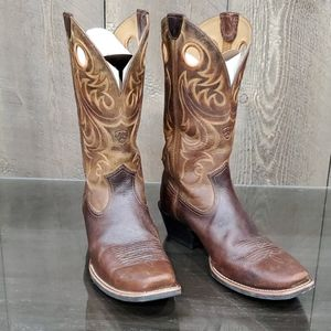 Ariat Sport Square Toe Western Boots
